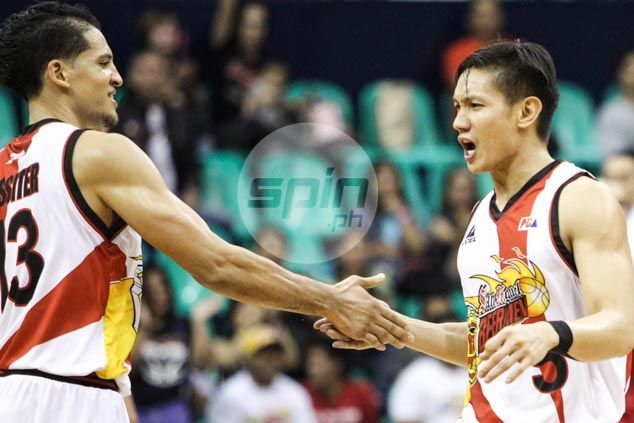 Alex Cabagnot expected to be back as San Miguel looks to finally shake off 'hangover'