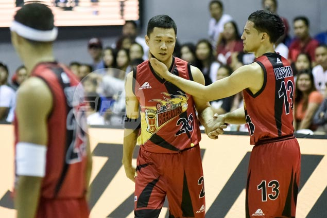Marcio Lassiter hopes to help Gary David finally win first career title in SMB reunion