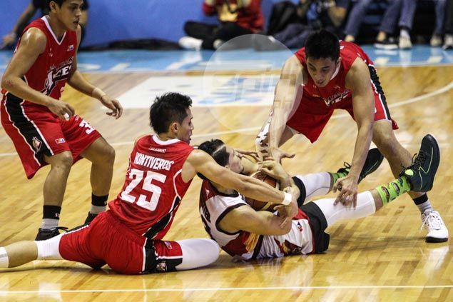 SMB coach hopes 'missing link' Marcio Lassiter gets back in shape as Fajardo looks for help