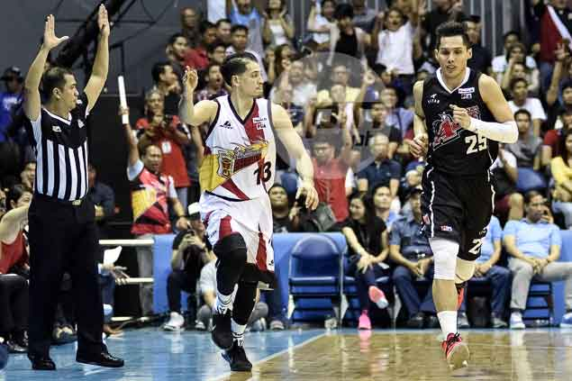Marcio Lassiter thankful to see Fajardo return free up space for SMB snipers