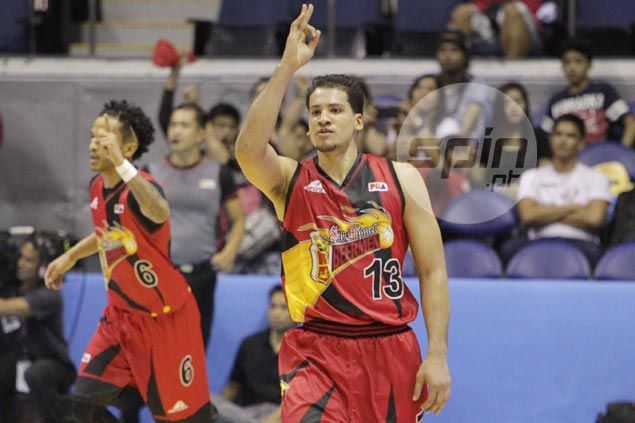 Red-hot Marcio Lassiter insists he's not out to shoot way into Gilas lineup: 'I just wanna win'