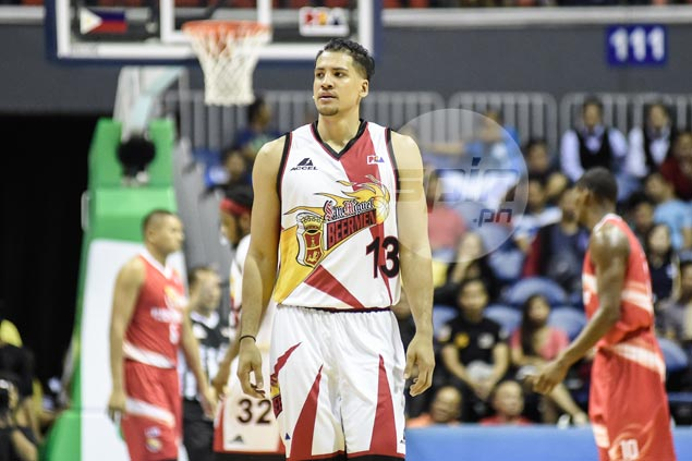 Marcio Lassiter on not playing for Gilas: 'It hurts to sit at home and watch'
