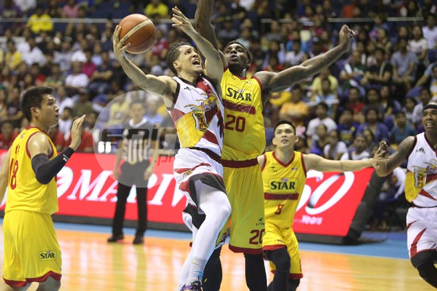 Marcio Lassiter dedicates hot shooting to grieving SMB teammate Arwind Santos