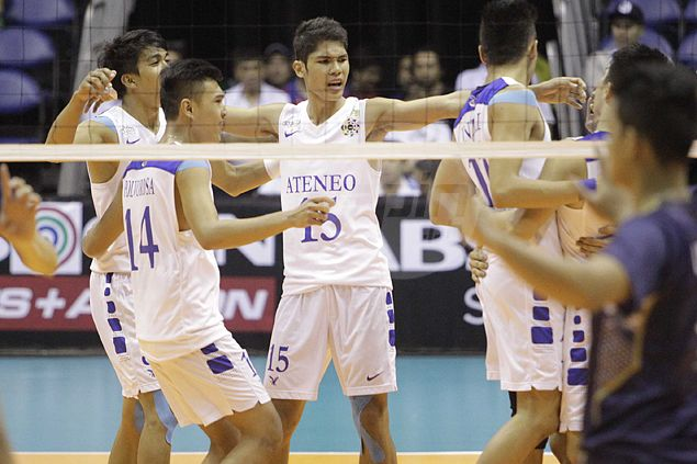 Ateneo Blue Eagles, La Salle Green Archers bring volleyball rivalry to Spiker's Turf