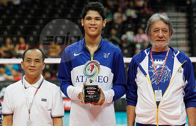 Marck Espejo-led PH volleyball team faces daunting task against Thais in SEA Games