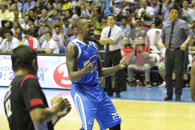 Marqus Blakely's return a welcome sight as Purefoods aims to get back to winning ways