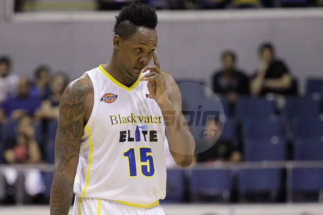Jetlagged Marcus Douthit accepts blame after Blackwater sleepwalked through NLEX game