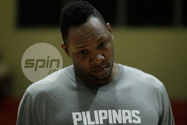 Under-fire Marcus Douthit stays mum after Chot Reyes calls him a 'quitter' and his actions 'un-Filipino'