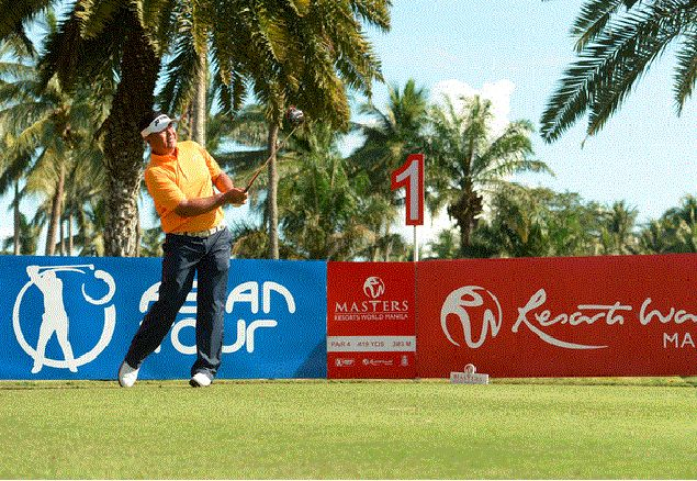 Mardan Mamat poised for another victory in PH, leads Resorts World Masters by four