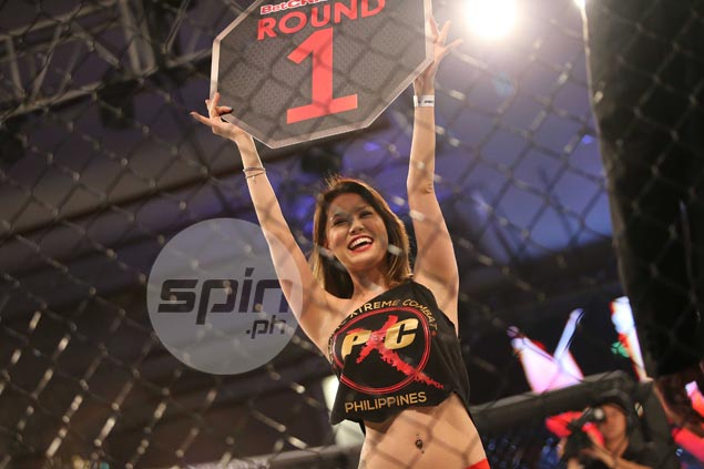 Maria Ozawa's short stint as PXC round girl leaves her longing for a second round