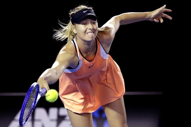 Nike puts Maria Sharapova endorsement deal on hold after flunked drug test