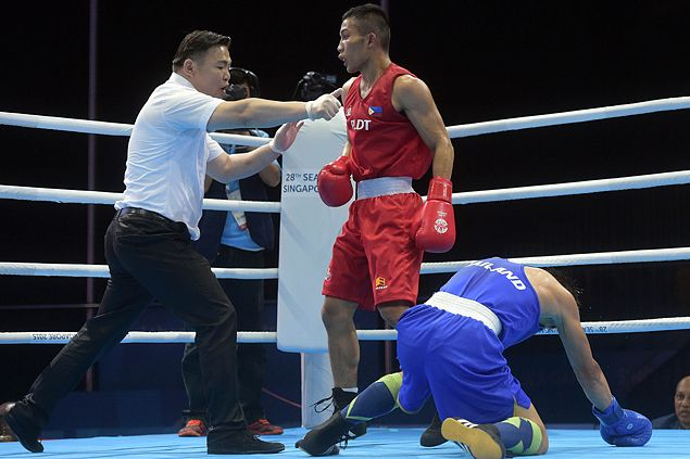 Mario Fernandez opens PH campaign in Asian boxing tilt with easy win over Iranian foe