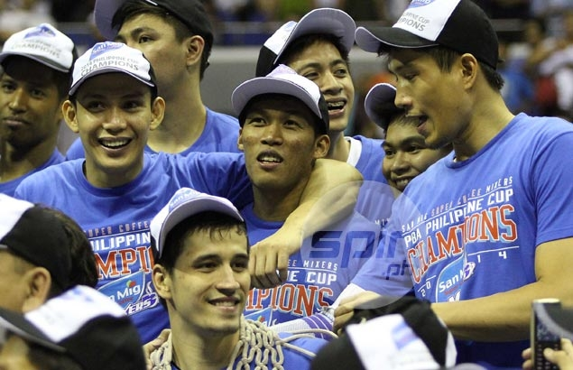 Three San Mig players, Asi Taulava to be feted in PBA scribes' Annual Awards Night