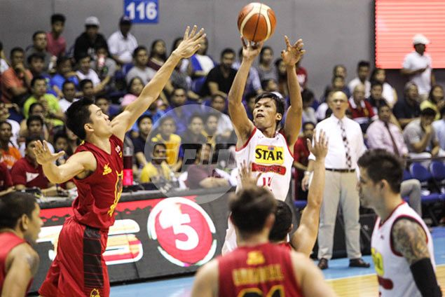Mark Barroca believes Ginebra bigs - more than Thompson - a cause for Star concern
