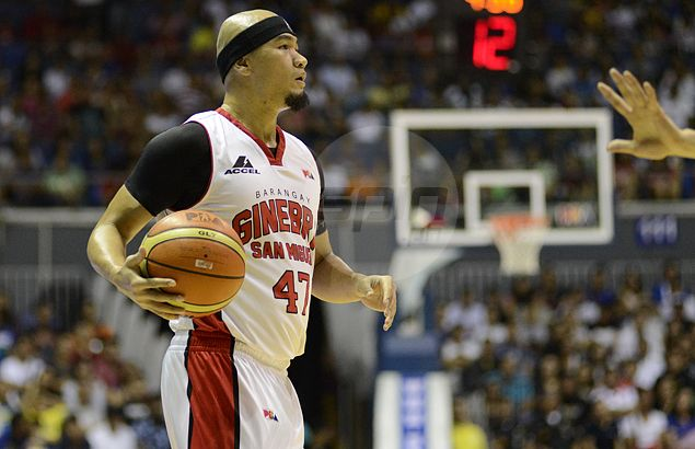 Ginebra shaping into a 'totally different team' under Frankie Lim, says Caguioa
