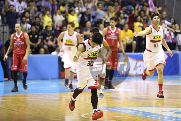 Star Hotshots bank on two Marks to catch last bus to playoffs at expense of Mahindra