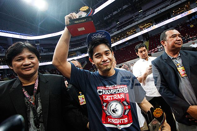 Mark Cruz says Letran championship a confidence boost as he joins Star in PBA