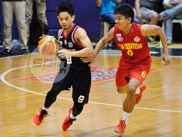 Star draftee Mark Cruz hard on himself after stinging Letran loss to San Sebastian
