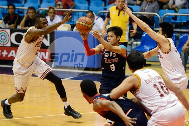 Letran Knights eliminate Perpetual from Final Four race, gains twice-to-beat spot