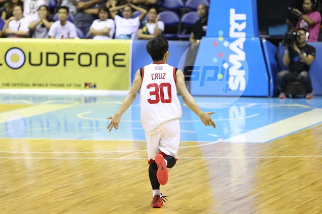 Mark Cruz strives to earn his minutes as he savors new beginning at Phoenix
