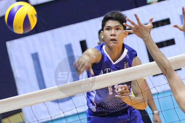 Coach hopes Marck Espejo's performance after bout with flu will inspire Eagles in semis