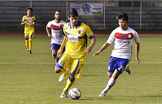 Global FC ends Ceres-La Salle jinx to set up final showdown against Loyola Meralco Sparks