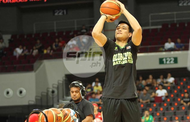 Three-point king Mark Macapagal sees Jimmy Alapag as main threat in title defense