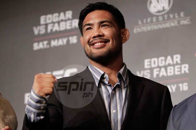 Fil-Am Mark Munoz to fight farewell match before home fans in first UFC card in Manila
