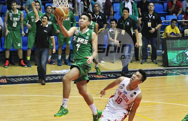 St. Benilde Blazers hope to ride momentum of San Beda stunner as they take on Lyceum Pirates