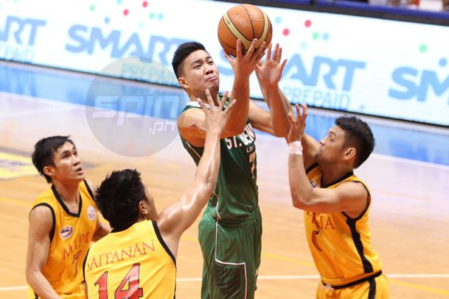 Mark Romero was last to apply for PBA draft. Find out why he almost didn't make it