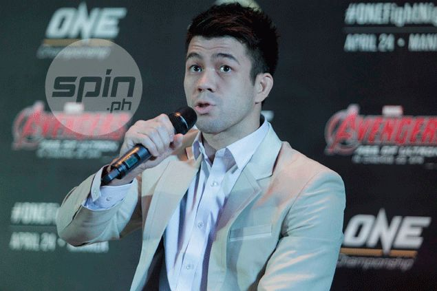 Fil-Am Mark Striegl keen to reach full potential as he gets ready for One FC debut