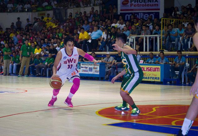 SWU Cobras a win away from another Cesafi championship after holding off USC Warriors