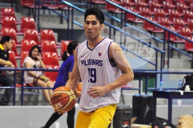FEU says Mac Belo available to play against Tanduay, decision down to coach Racela