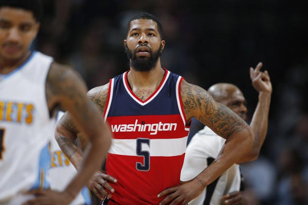 Washington Wizards' Markieff Morris detained at Philadelphia airport for undisclosed reason