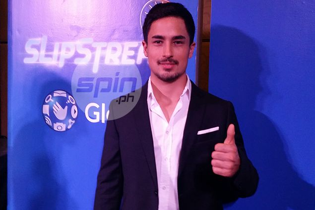 Lure of showbusiness can't keep Marlon Stockinger away from race track