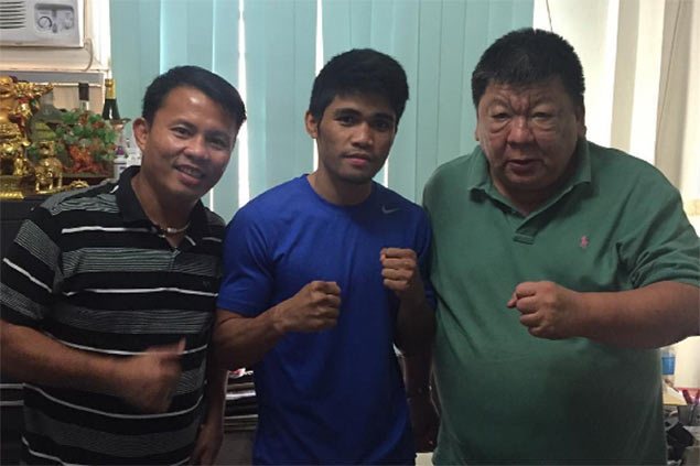 Underdog Marlon Tapales vies for WBO bantamweight title against Thai champ