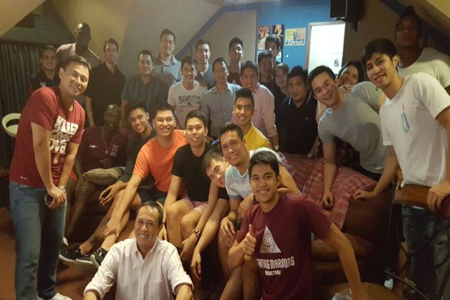 UP Maroons find backers in Senator Angara, PBA president Salud in all-out bid for Final Four berth