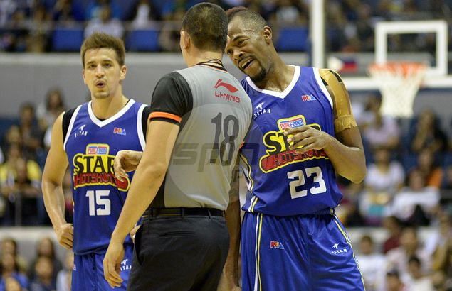 Marqus Blakely returns for Purefoods - but it's not because of what you think