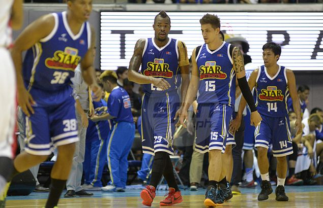 Marcus Blakely believes Purefoods still on track for top-two spot despite downswing
