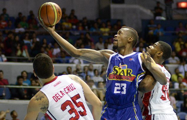 Quick-fire Purefoods proves too much for undermanned Alaska, grabs share of PBA lead