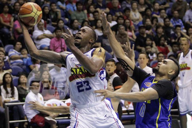 Departing Marqus Blakely tells Purefoods successor Daniel Orton: 'Lead by example'
