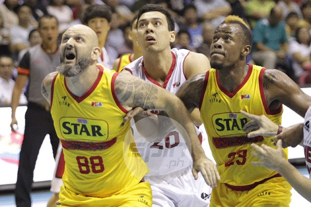 'Inexperienced' GlobalPort the best possible match-up for Star, say Blakely and Pingris
