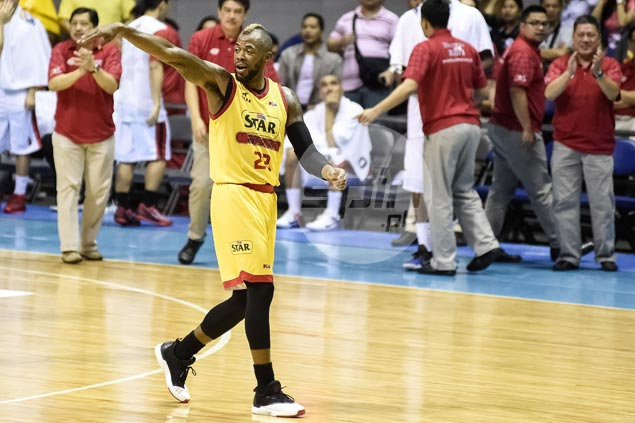 Star import Marqus Blakely felt some 'suspect' calls led to his disqualification