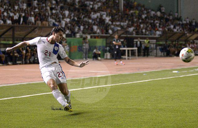 Fil-Swiss Azkal Martin Steuble boosts Ceres-La Salle midfield