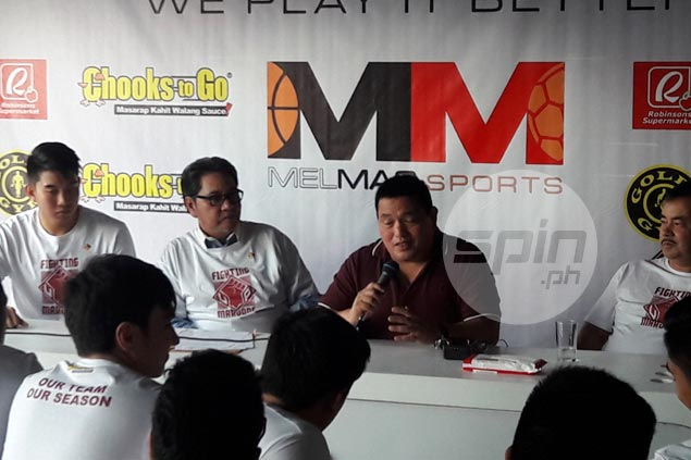 Chooks-to-Go throws full support behind UP Fighting Maroons' quest to end long UAAP title drought