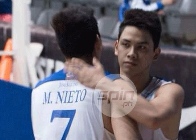 Ateneo Blue Eaglets expect teams to go after them after a perfect first round