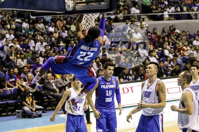 Matt Rosser comes of age, makes transition from cadet to full-fledged Gilas player