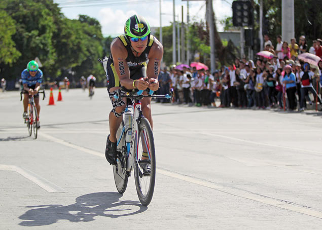 Matteo Guidicelli, Dingdong Dantes lead celebs seeing action in Ironman 70.3 triathlon