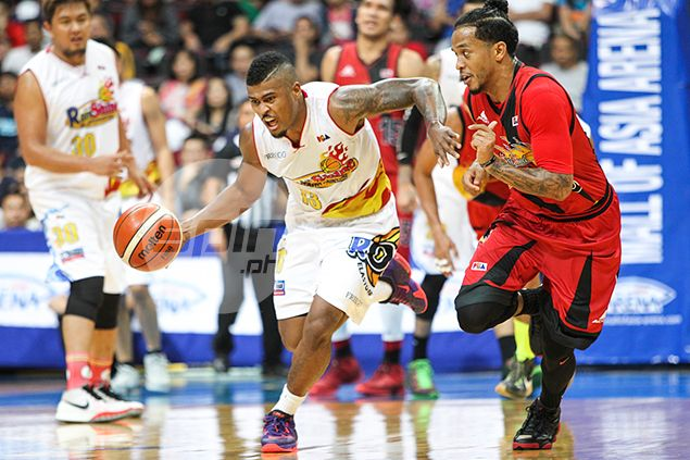 Rookie Maverick Ahanmisi beats proven stars Calvin Abueva, Chris Ross for PBA Player of the Week nod