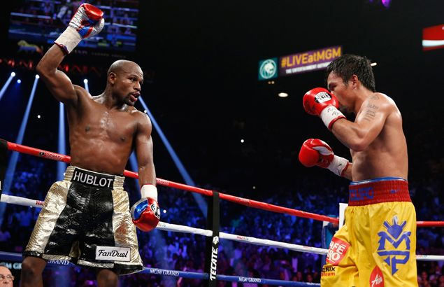 Nevada Commission says it wasn't informed about Pacquiao injury until hours before Floyd fight